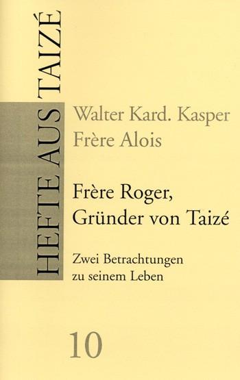 Frère Roger, Gründer von Taizé (10)