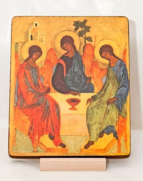 Dreifaltigkeits-Ikone (klein)