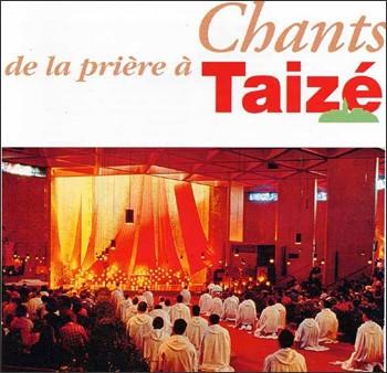 Chants de la prière à Taizé