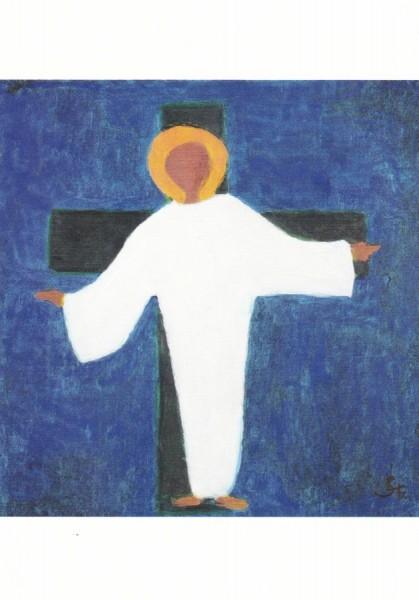 Christus aus Licht