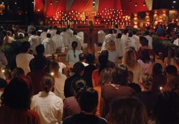 Gebet vor dem Kreuz 5
