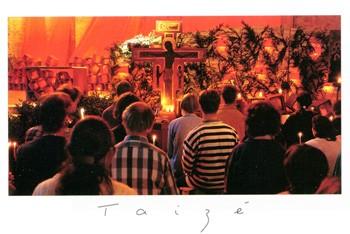 Gebet vor dem Kreuz 3