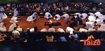 Gebet vor dem Kreuz 4