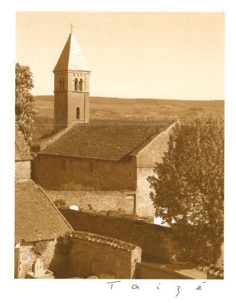 Dorfkirche von Taizé