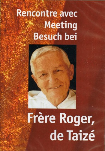 Besuch bei Frère Roger, Taizé (DVD)