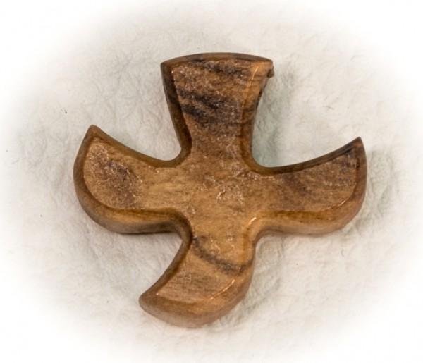 Kreuz-Taube, Holz, klein