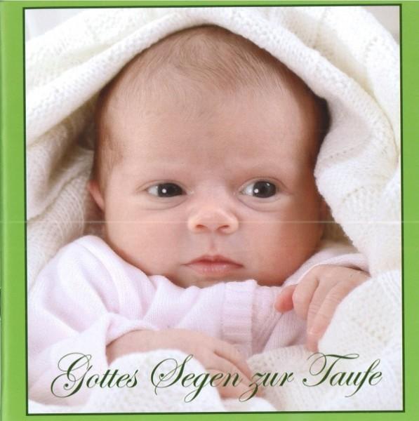 Effata - Büchlein zur Taufe