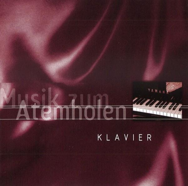 CD Musik zum Atemholen - Klavier