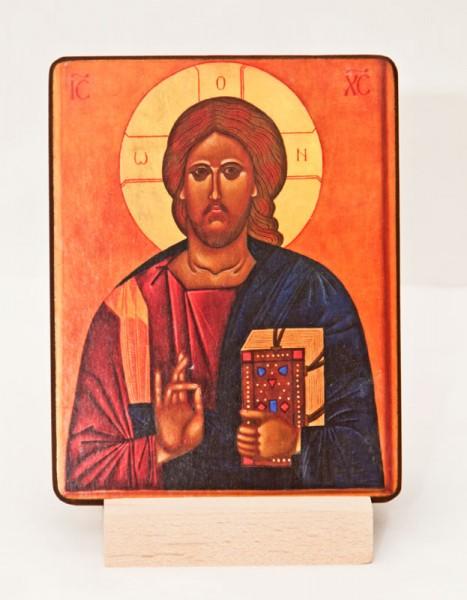 Christus-Ikone (klein)