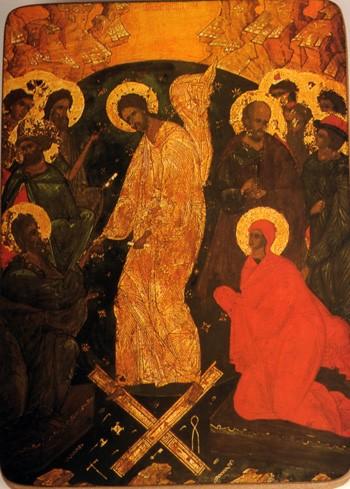 Auferstehungs-Ikone (klein)